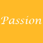 look for your passion